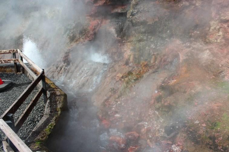 Source d'eau chaude de Deilddartunguhver