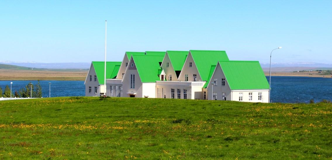 toujours des couleurs géniales pour les toits