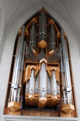5200 tubes pour l'orgue