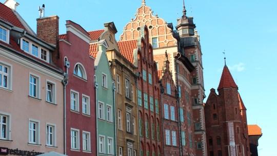 Gdansk…l'autre trésor de la Baltique…22 au 25 août 2015