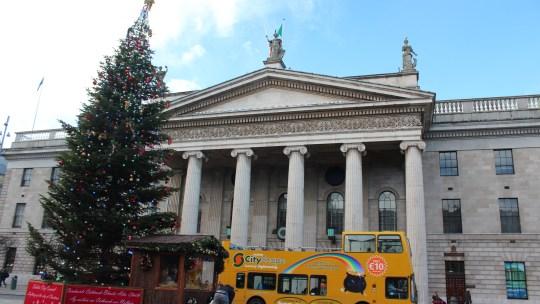 Ballade irlandaise à Dublin…5 au 8 décembre 2015