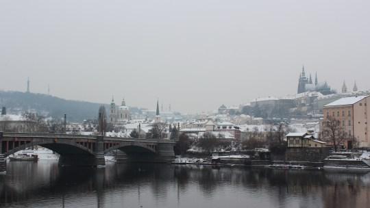 Demi-siècle à Prague…21 au 24 janvier 2016