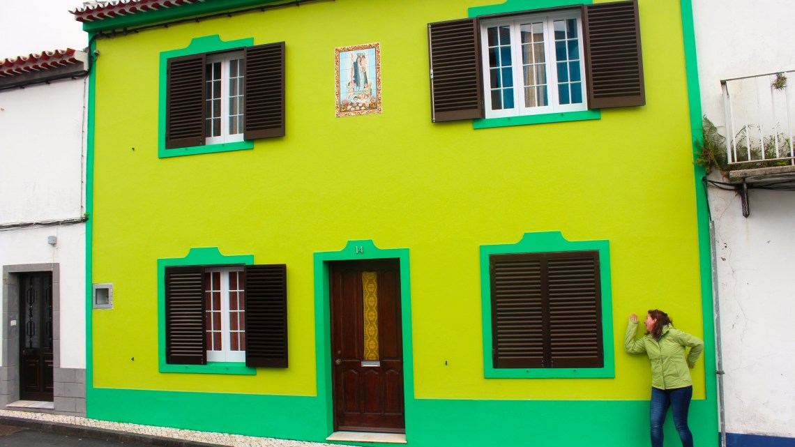 Quelques images de notre journée dans le Nord-est de Sao Miguel, Açores…28.03.2016