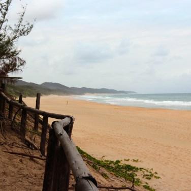 plages immenses vides