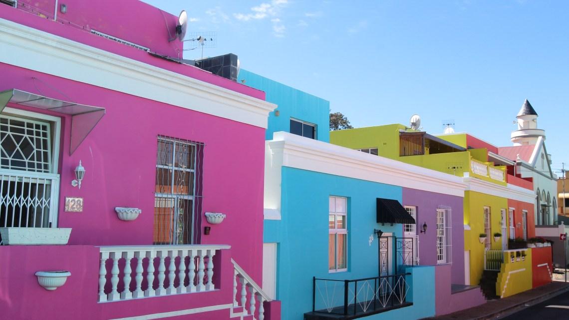 Cape Town…et la Table Mountain !!