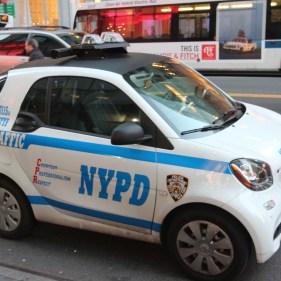 La police New-Yorkaise