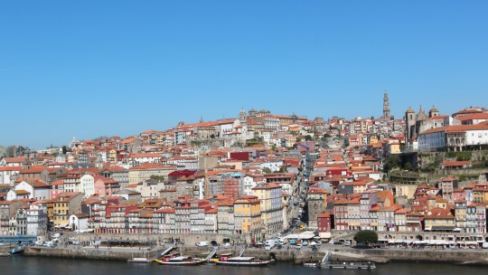 Porto: le temps d'un week-end…