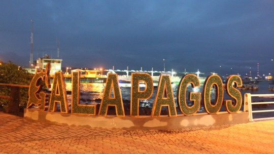 Galapagos, Ecuador…les images