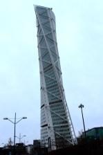 La tour torsadée