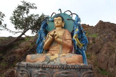 80% des mongols sont boudhistes