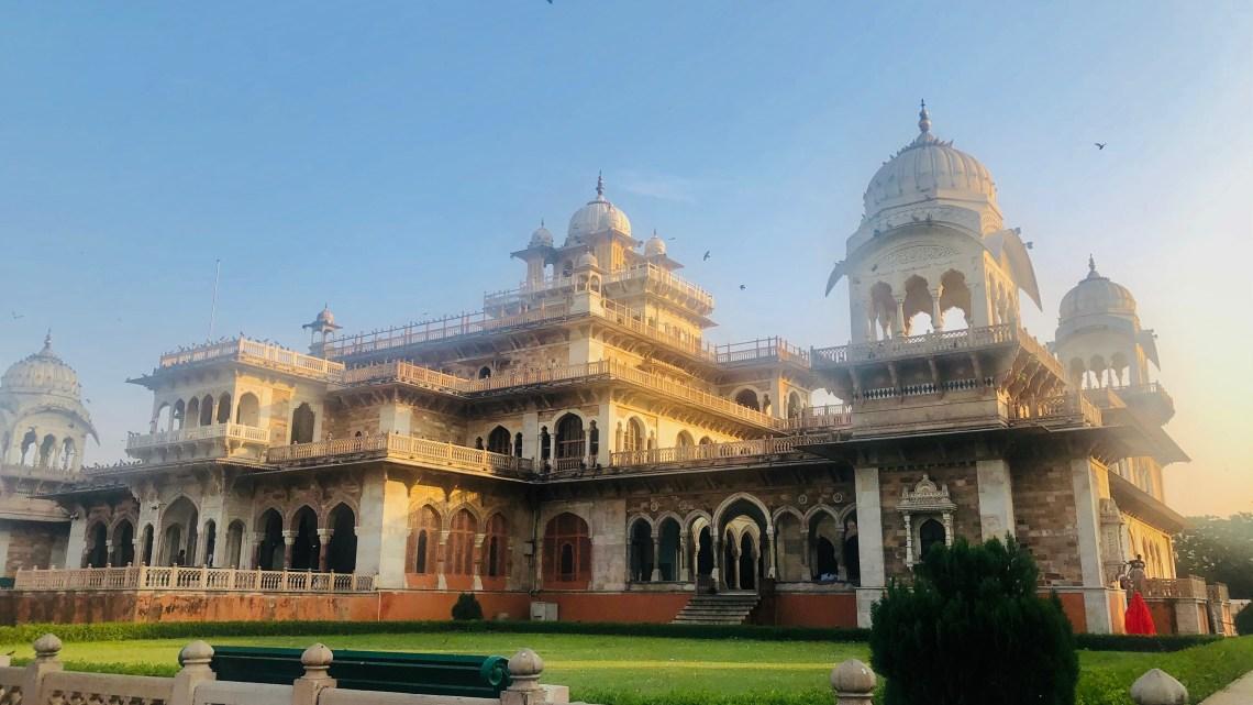 Deuxième journée à Jaipur…30.10.19