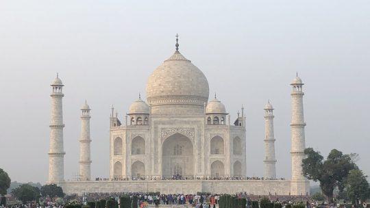 Le Fantastique Taj Mahal