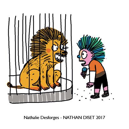 Nathalie Desforges jeu de cartes orthographe - Nathan Diset13