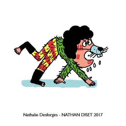 Nathalie Desforges jeu de cartes orthographe - Nathan Diset15