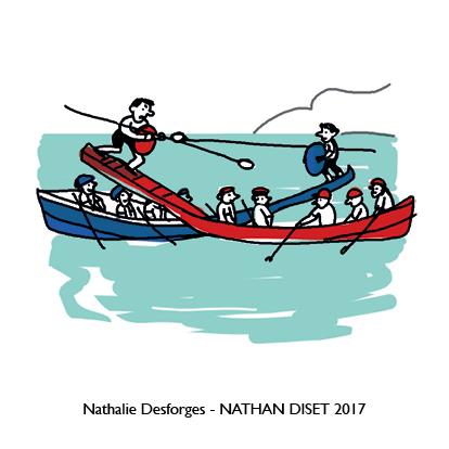 Nathalie Desforges jeu de cartes orthographe - Nathan Diset20