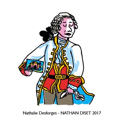 Nathalie Desforges jeu de cartes orthographe - Nathan Diset3