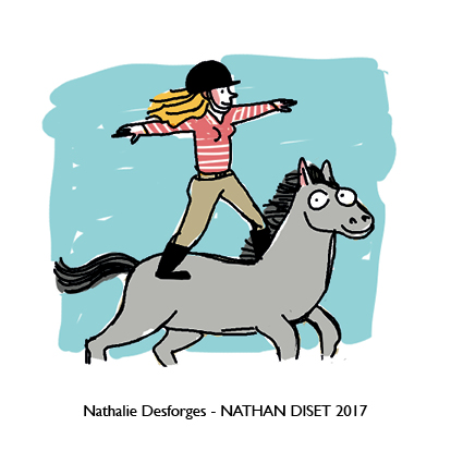 Nathalie Desforges jeu de cartes orthographe - Nathan Diset41