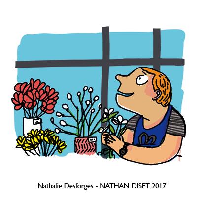 Nathalie Desforges jeu de cartes orthographe - Nathan Diset63