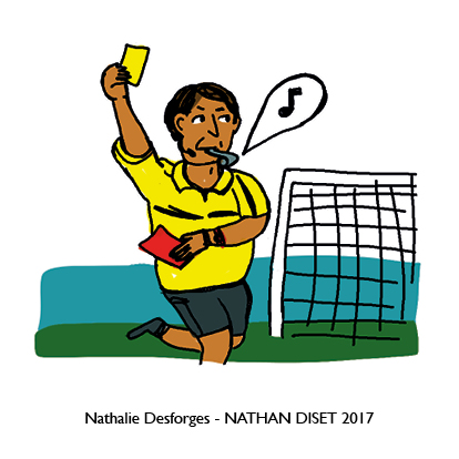 Nathalie Desforges jeu de cartes orthographe - Nathan Diset64