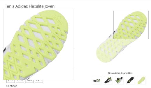 Flexalite sole