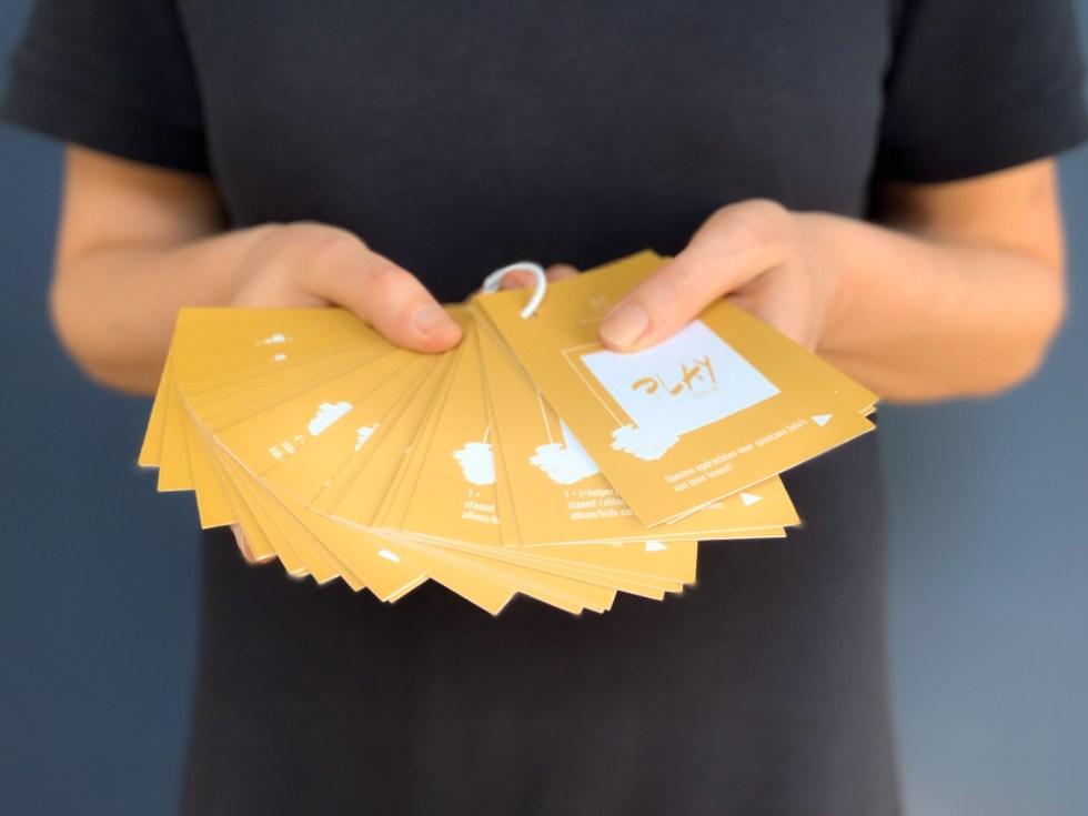Playtime kaartenset