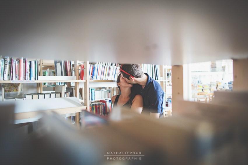 Nathalie Roux Photographe Seance photo couple Love Session Lycée Lyon Annecy Genève Paris
