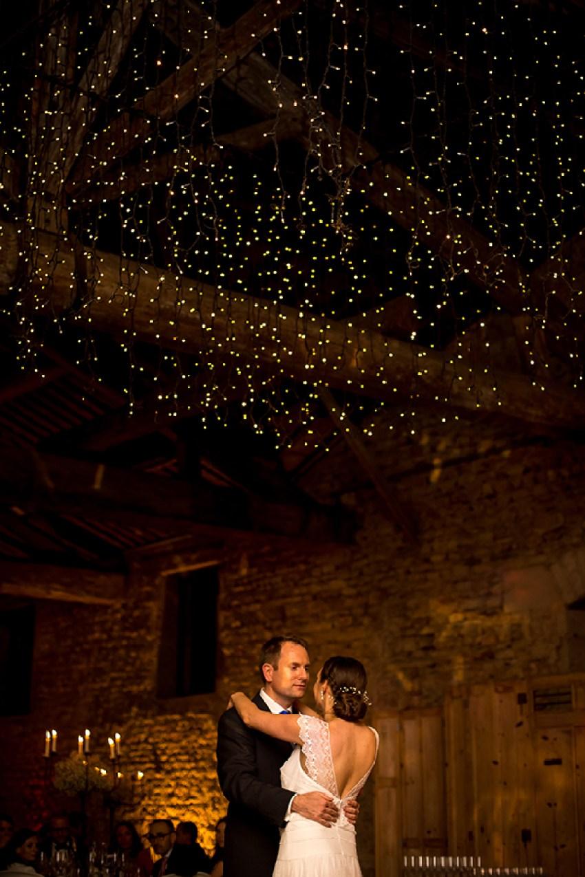 photo de soirée de mariage Château de Saint Trys