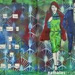 Art Deco Wallpaper Stencil Inspiration