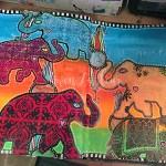Never Forget - Art Journal Spread Step 3 - Gwen Lafleur