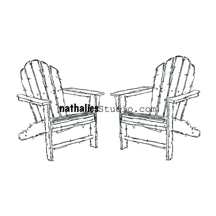 Amazing Tag Adirondack Chairs N Studio Bralicious Painted Fabric Chair Ideas Braliciousco