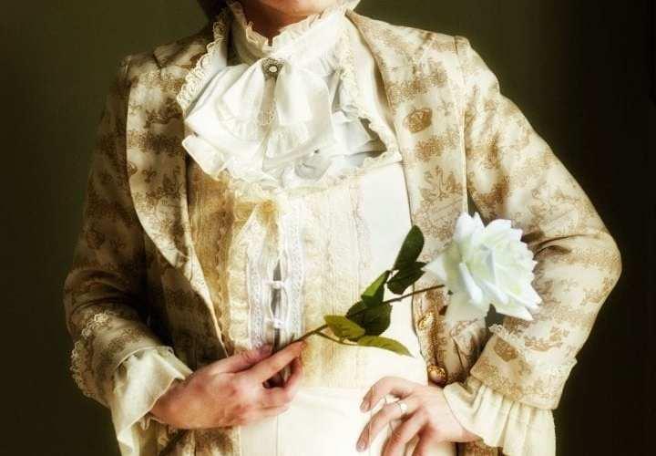 White Rose by Nathan Thomas Jones