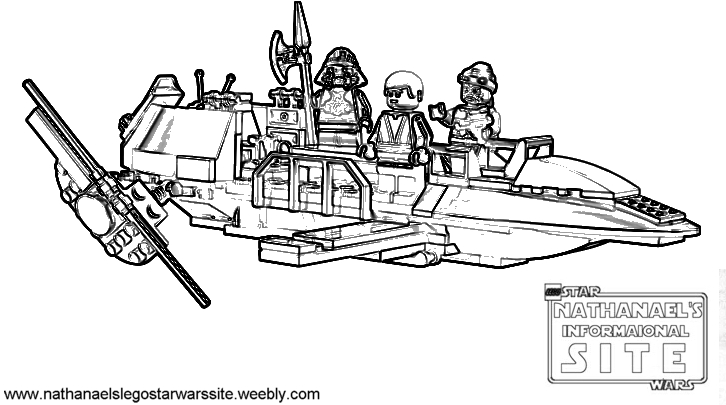 coloring pages lego star wars nathanael 39 s informational site
