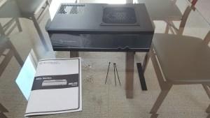 Silverstone ML05B HTPC Case