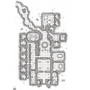 Mapa de rol Gratis en Nathandor - Refugio en la montaña