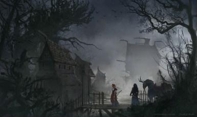 Misty Motives Village