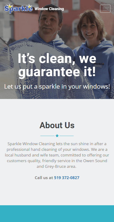 Sparkle Your Windows