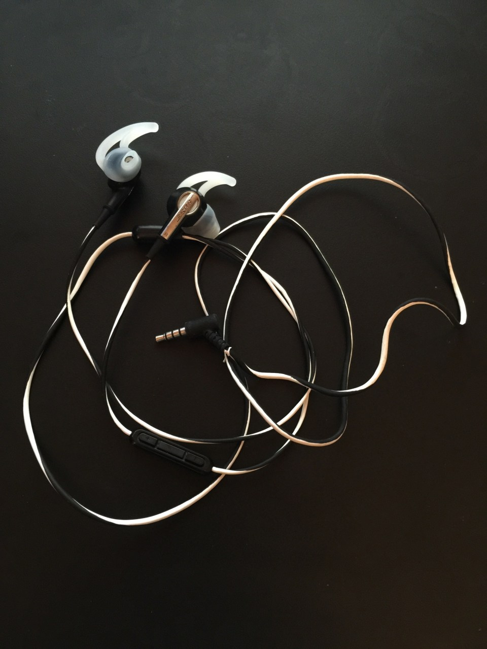 Bose MIE2i headphones