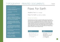 Paws for Earth Guidelines OUTLINES 22