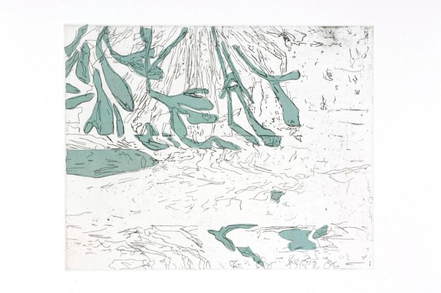 Agapanthus Detail