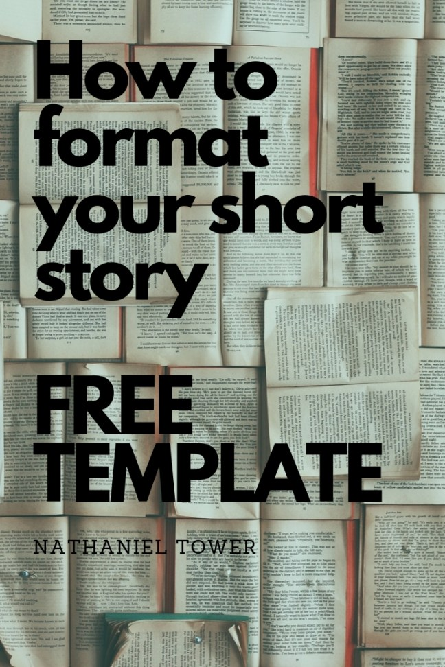 How To Format A Short Story Manuscript Free Template Included