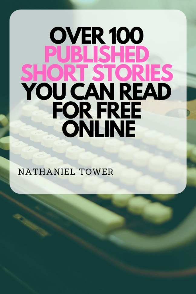 Published Short Stories | Short Fiction | Nathaniel Tower