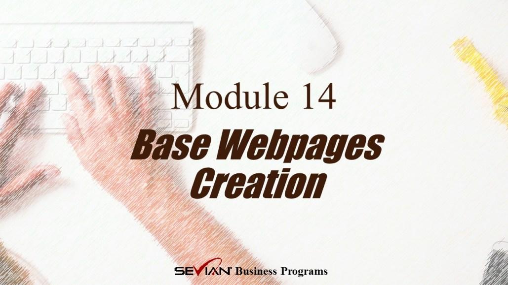 Base Webpages Creation, Digital Products Platform, Nathan Ives