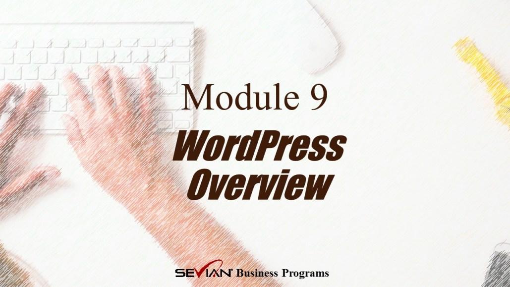 WordPress Overview, Digital Products Platform, Nathan Ives
