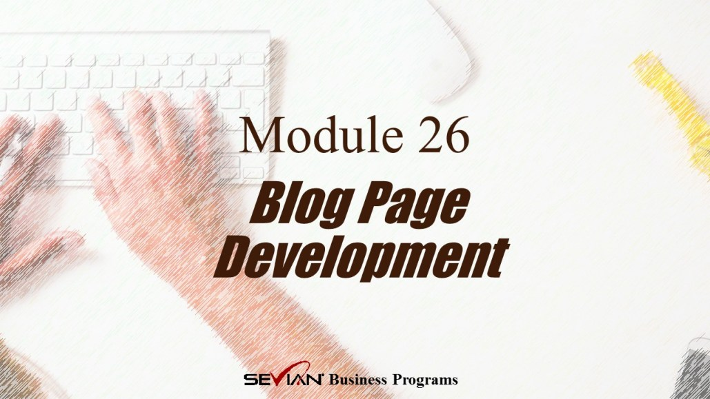 Blog Page Development, Digital Products Platform, Nathan Ives