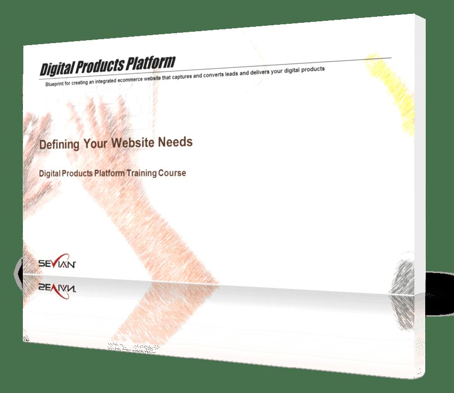 Defining Your Website Needs | Nathan Ives | Digital Products Platform