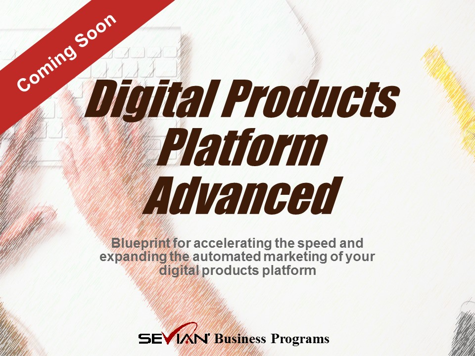 Digital Products Platform - Advanced | Nathan Ives