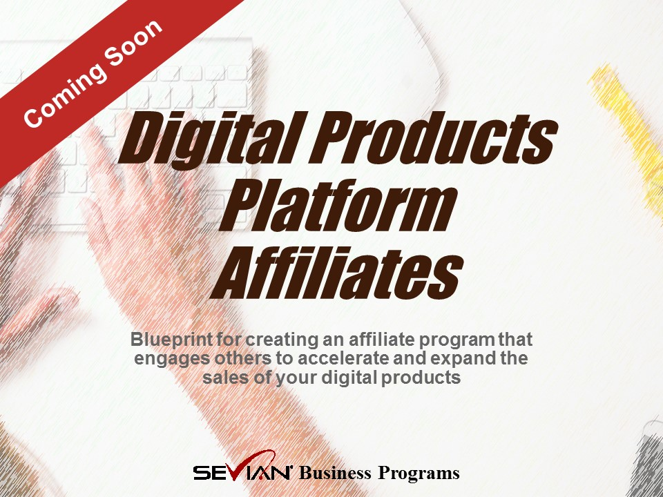 Digital Products Platform - Affiliates | Nathan Ives