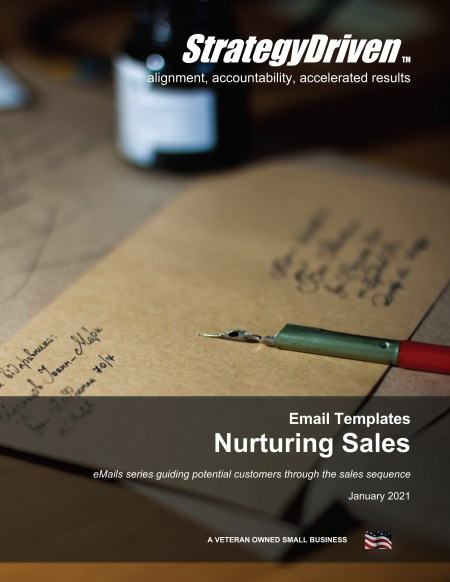 NathanIves.com | StrategyDriven Nurturing Sales Email Templates