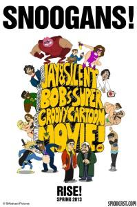 Jay & Silent Bob's Super Groovy Cartoon Movie