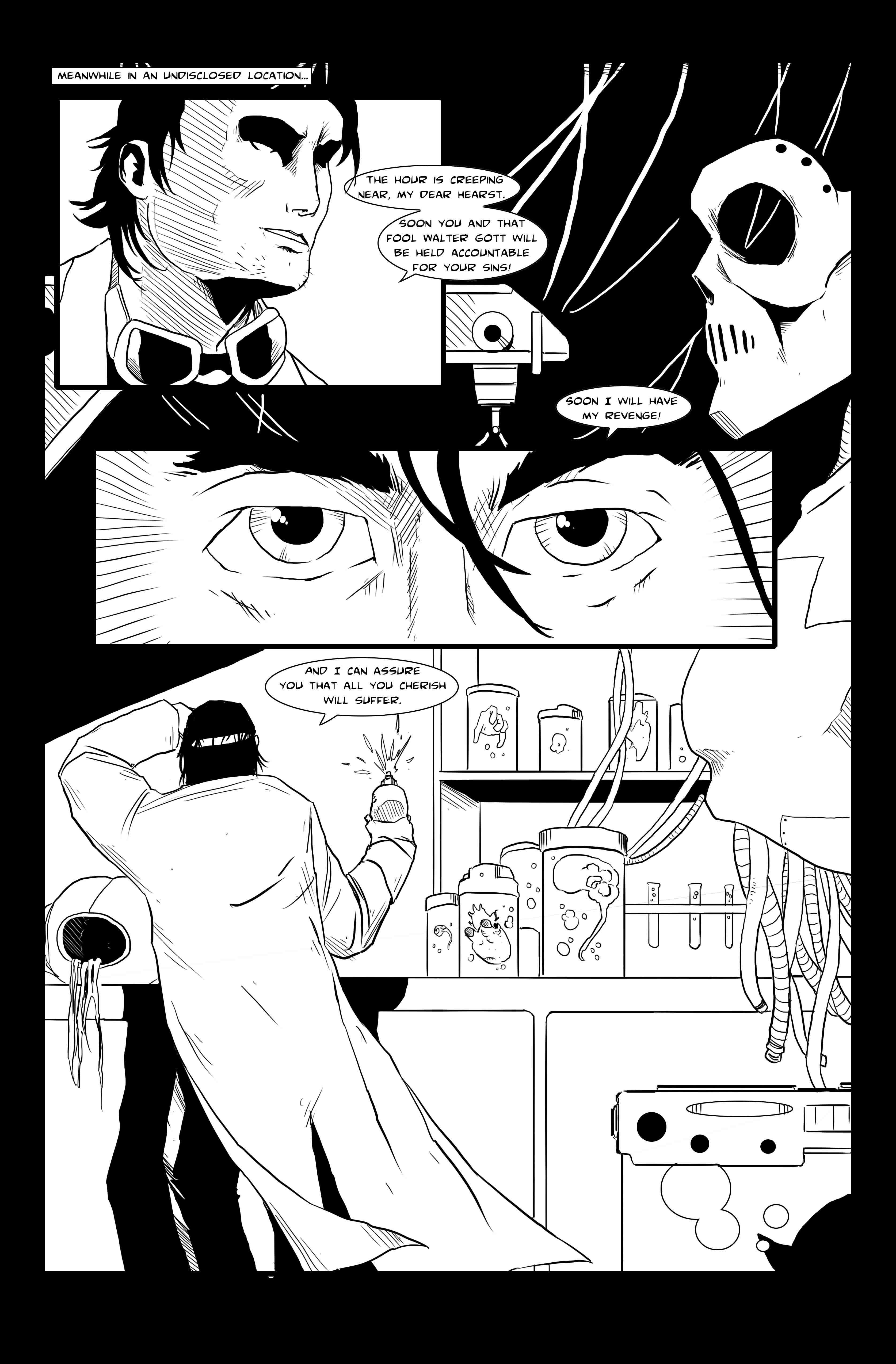 Let's Just Be Foes (issue 2, page 6)